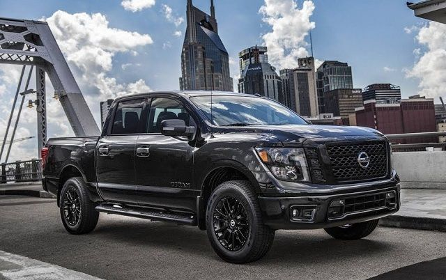 15 The 2020 Nissan Titan Performance