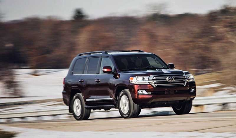 15 The 2020 Toyota Land Cruiser Performance and New Engine