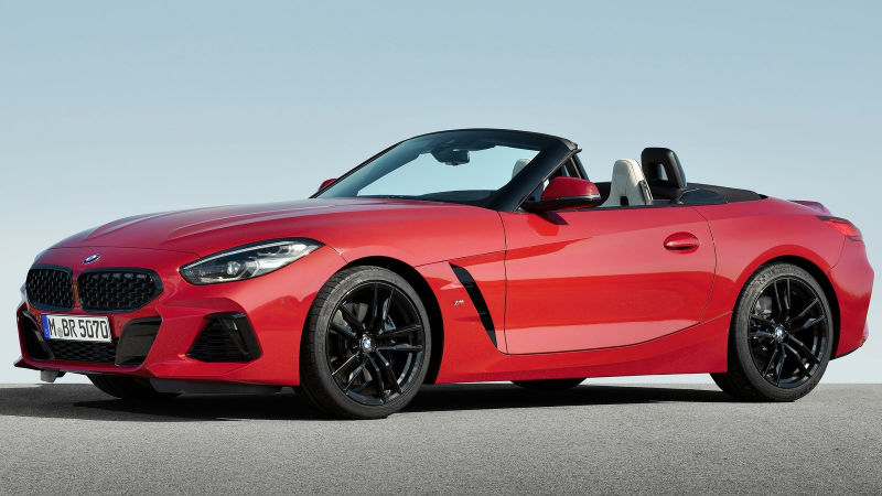 15 The Best 2019 BMW Z4 Roadster Specs