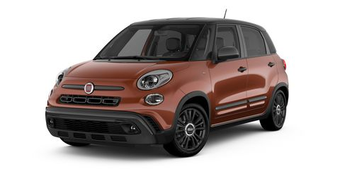 15 The Best 2019 Fiat 500L Redesign
