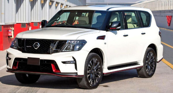15 The Best 2020 Nissan Armada Release Date
