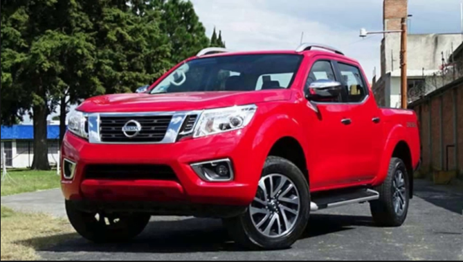 15 The Best 2020 Nissan Frontier Images