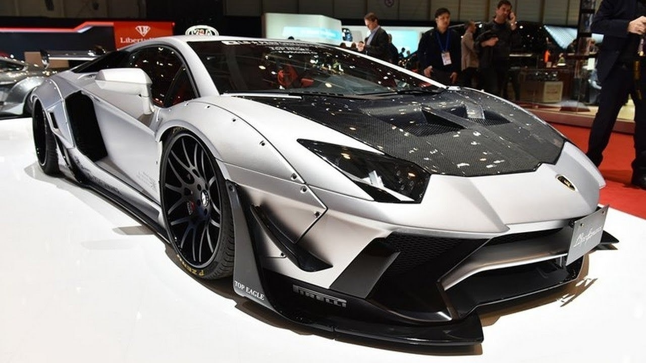 16 A 2019 Lamborghini Ankonian New Model and Performance