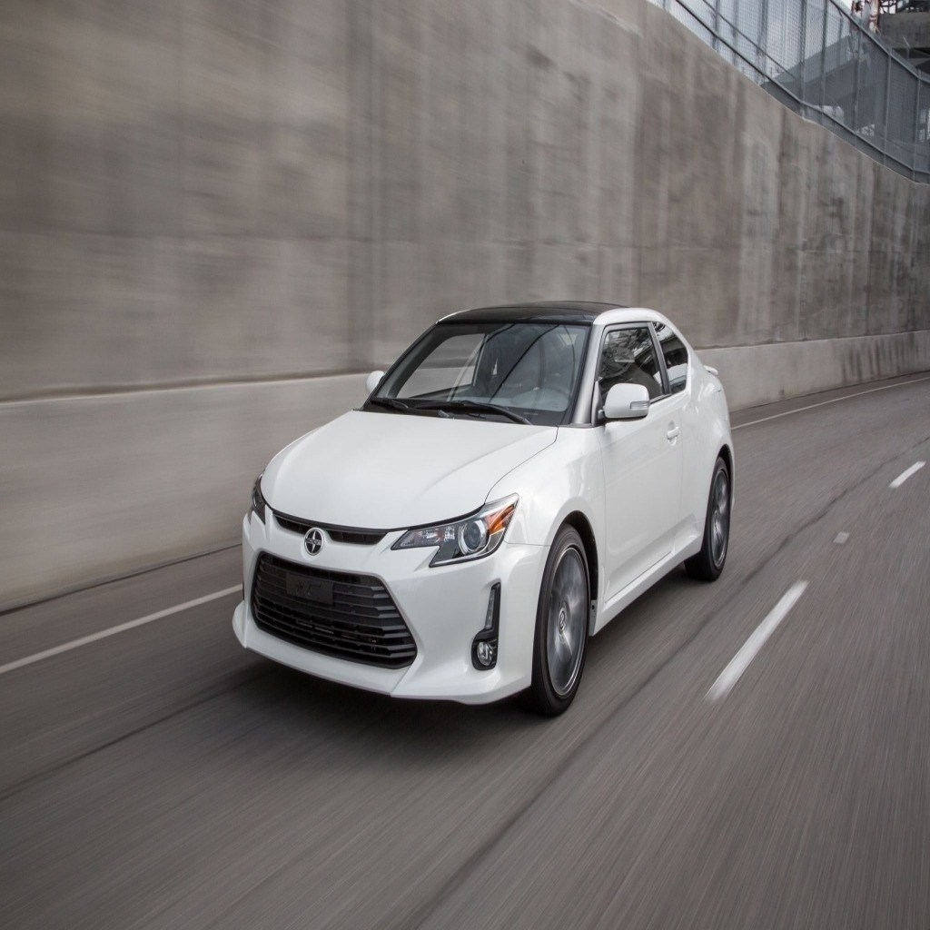 16 A 2019 Scion Tced Performance