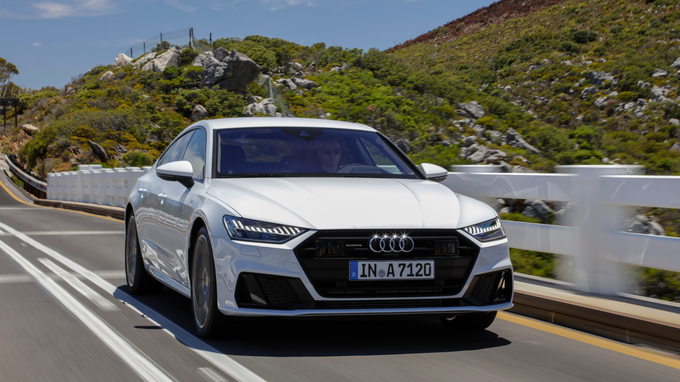 16 A 2020 All Audi A7 First Drive