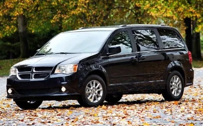 16 A 2020 Dodge Caravan Pricing