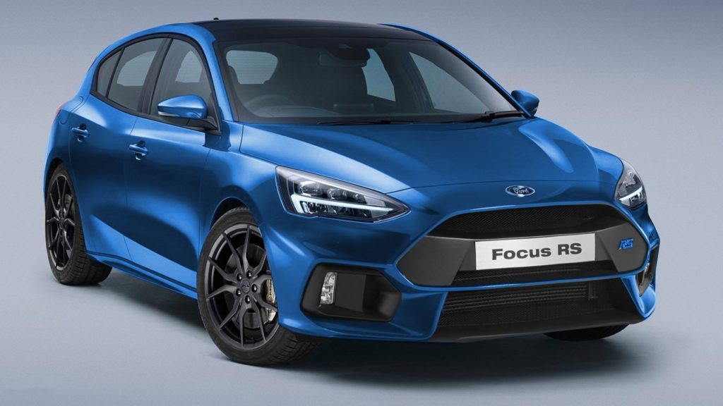 16 A 2020 Ford Focus Rs St New Review