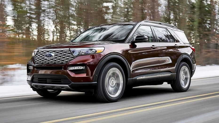 16 A 2020 The Ford Explorer New Review