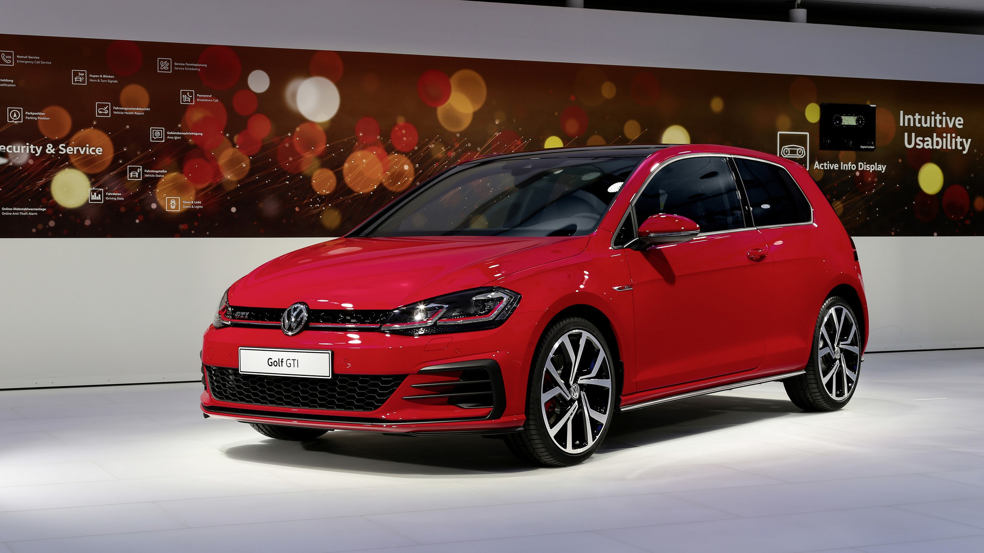 16 A 2020 Volkswagen Golf R Overview