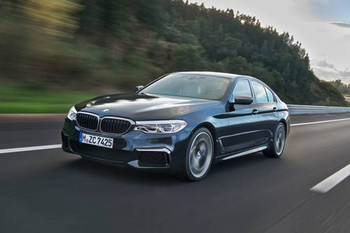 16 All New 2020 BMW 550I Images