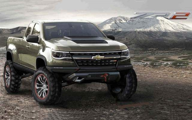 16 All New 2020 Chevy Colorado History