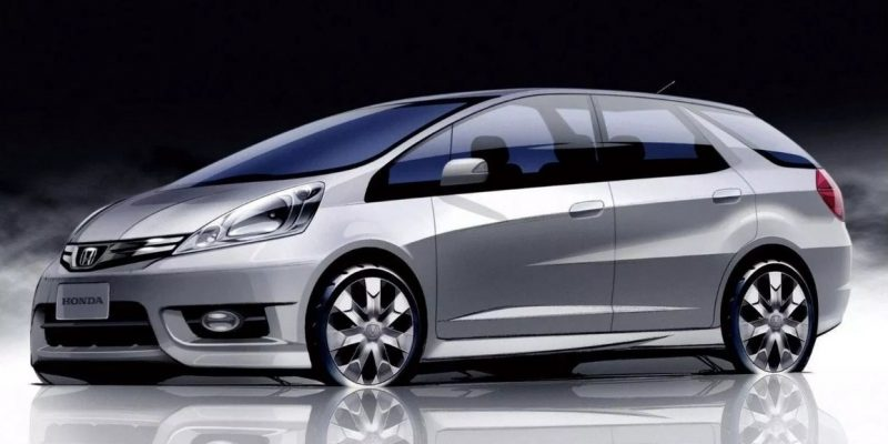 16 All New 2020 Honda Fit Price and Release date
