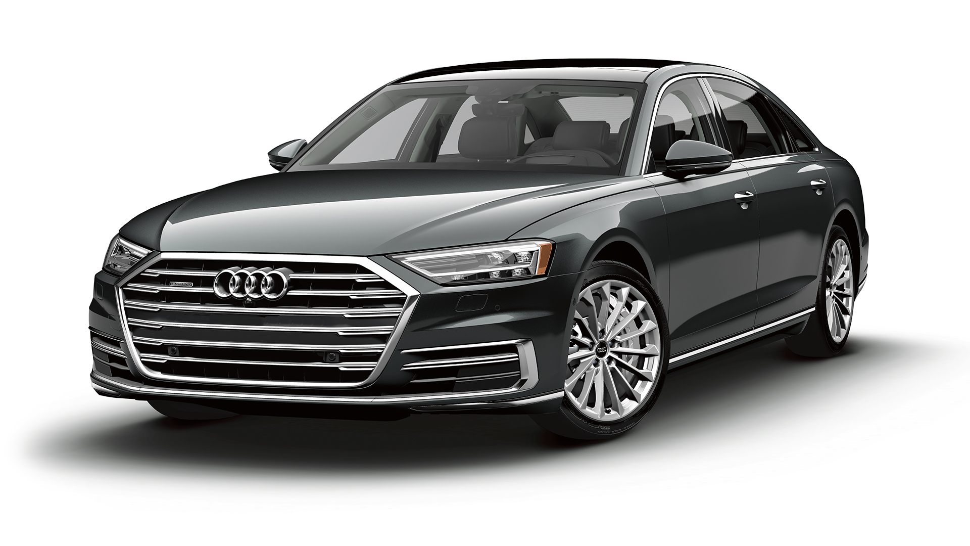 16 All New Audi A8 New Model and Performance