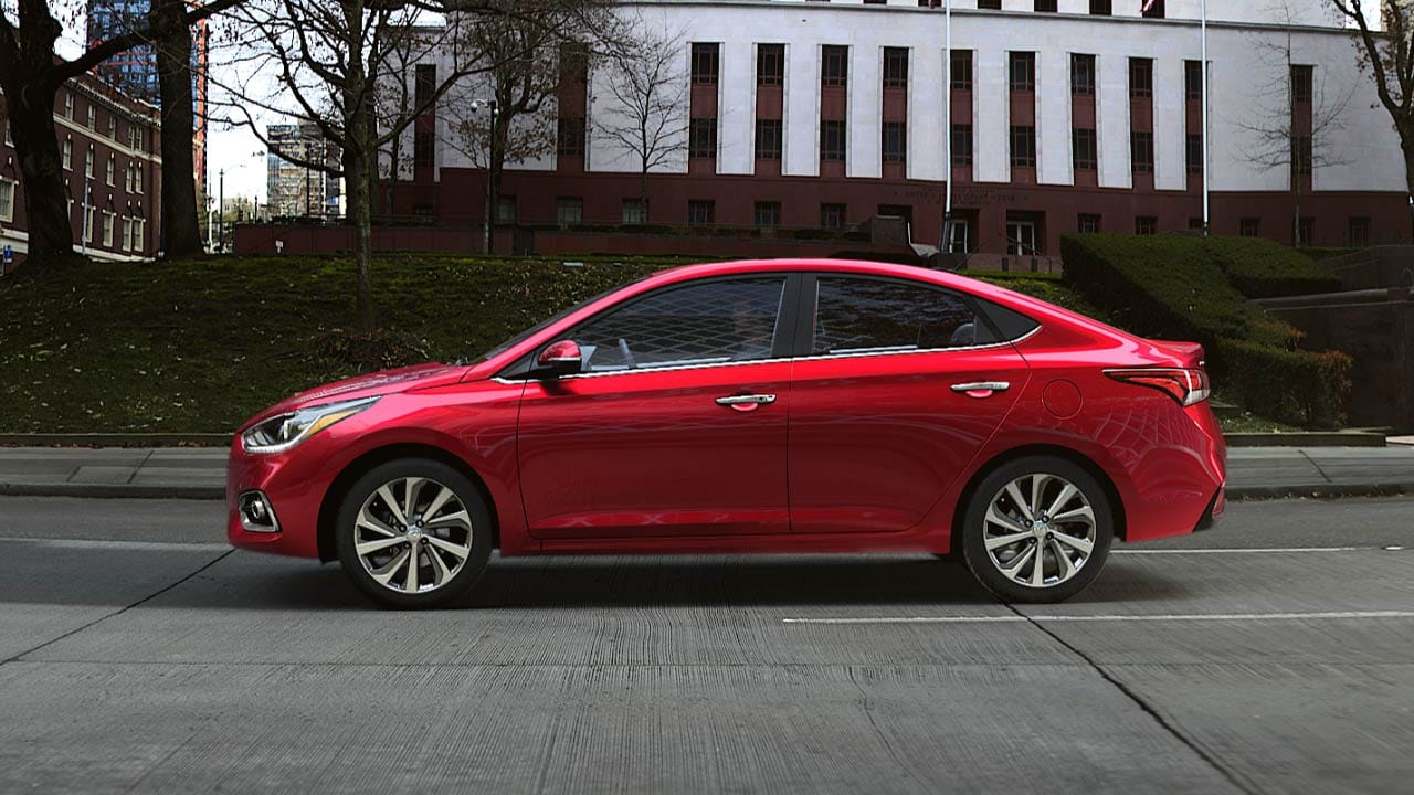 16 Best 2019 Hyundai Accent Hatchback Redesign