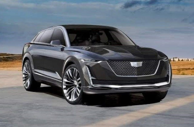 16 New 2020 Cadillac Ext Photos