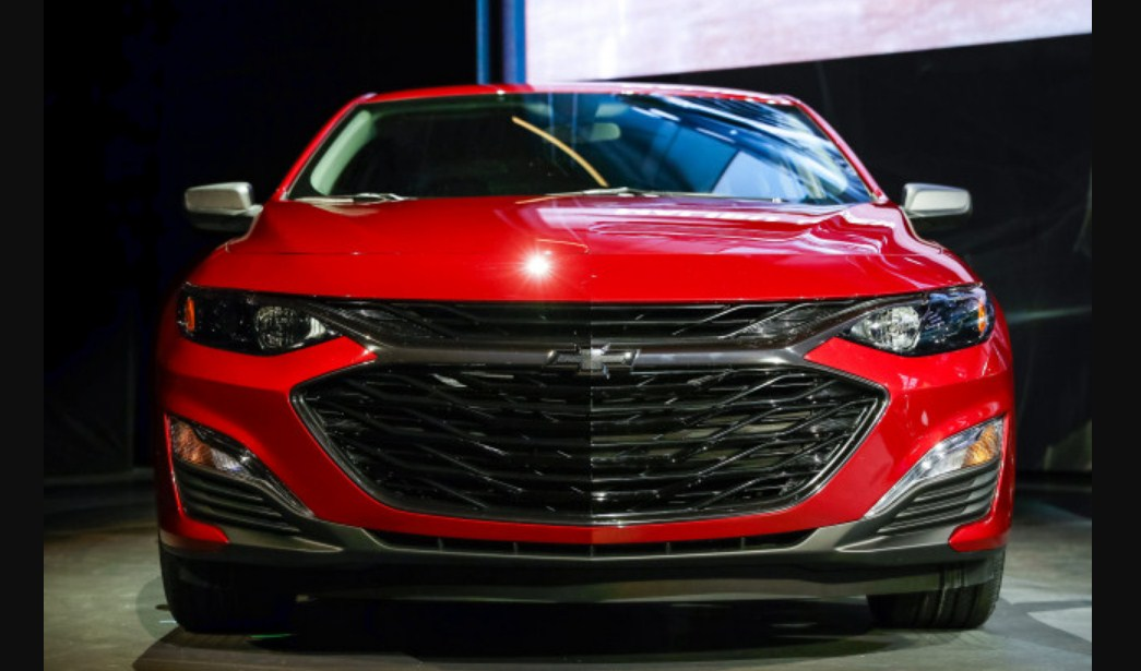 16 New 2020 Chevy Malibu Interior