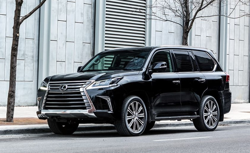 16 New 2020 Lexus LX 570 Redesign