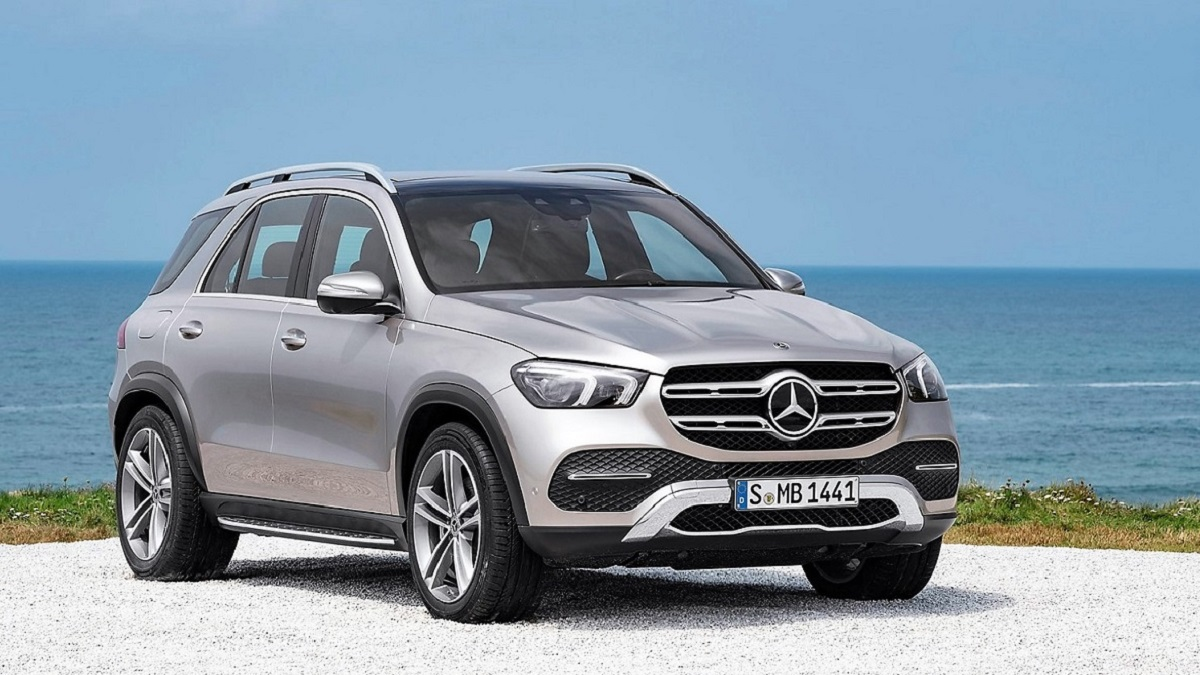 16 New 2020 Mercedes GLE First Drive