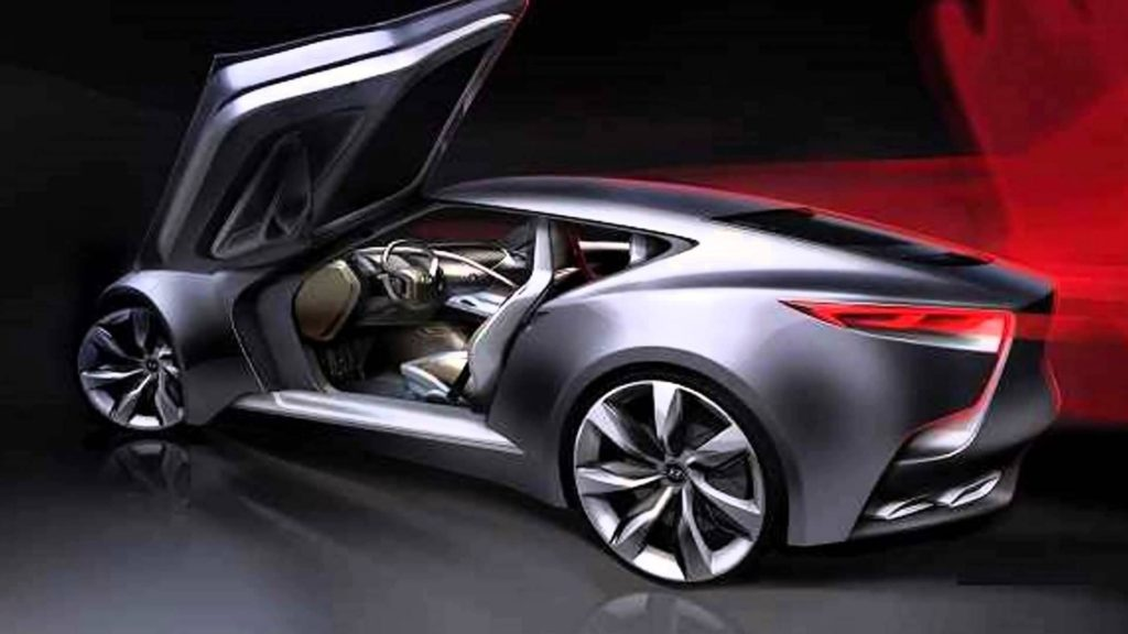 16 The 2019 Hyundai Genesis Coupe V8 Picture
