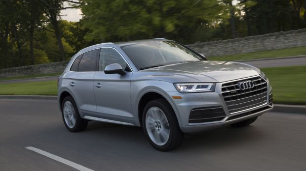 16 The 2020 Audi Sq5 Photos