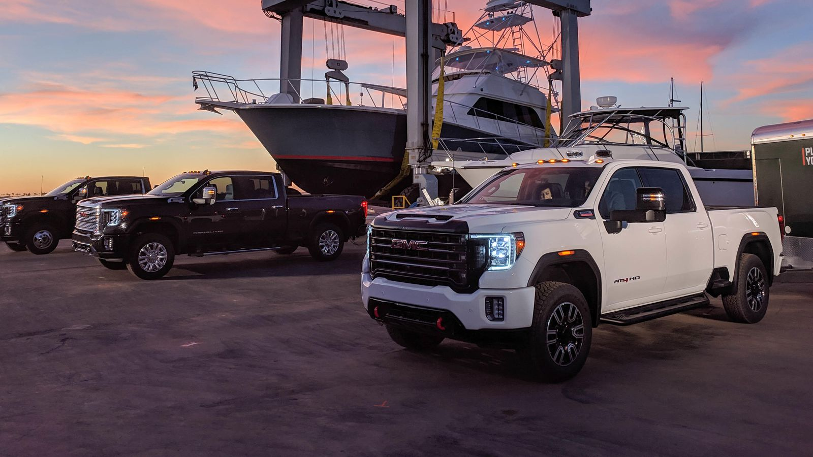 16 The 2020 GMC Sierra 2500Hd Performance
