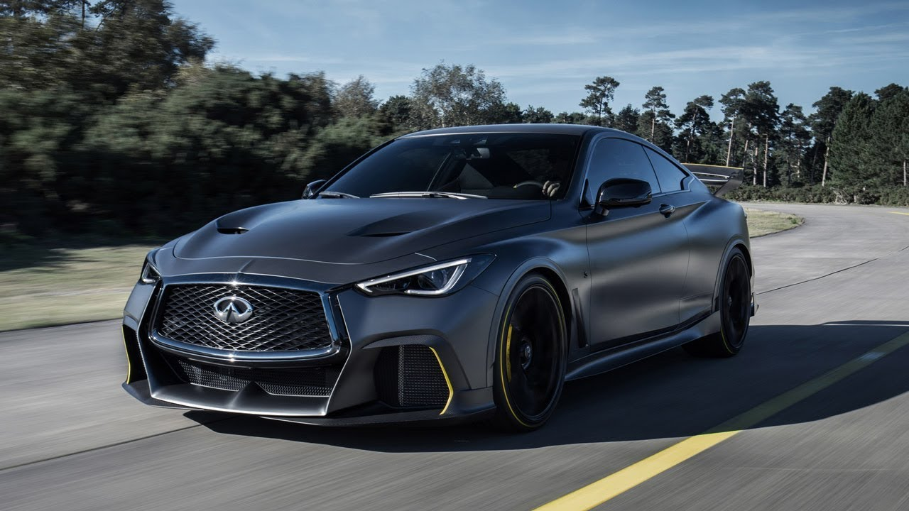 16 The 2020 Infiniti Q60 Coupe Pictures