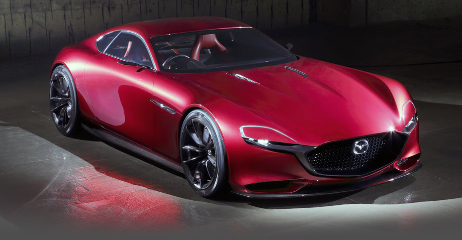 16 The 2020 Mazda RX7s Ratings