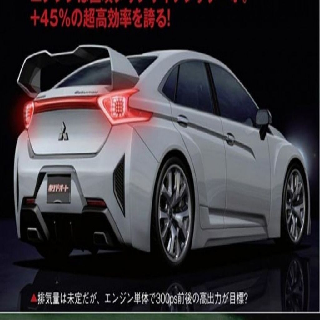 16 The 2020 Mitsubishi Evo New Review