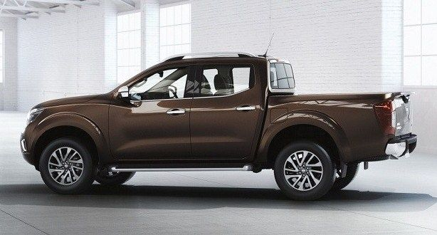 16 The 2020 Nissan Frontier Wallpaper
