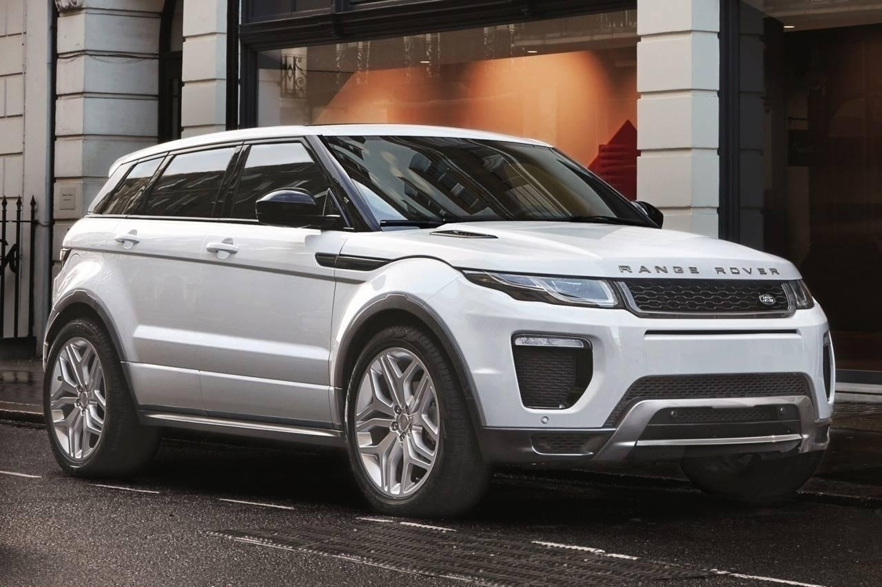 16 The Best 2019 Range Rover Evoque Xl Price and Review