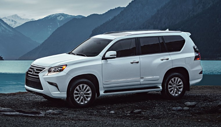 16 The Best 2020 Lexus Gx Speed Test
