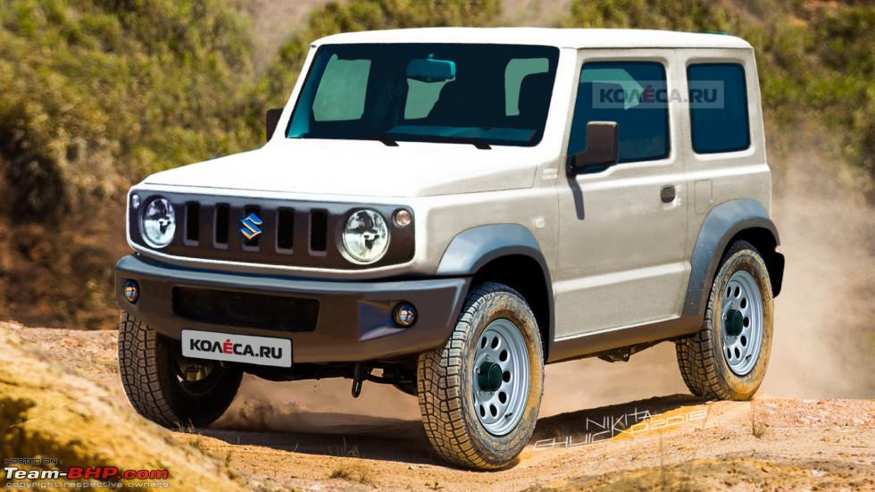 16 The Best 2020 Suzuki Jimny Wallpaper