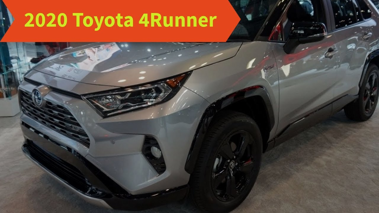 16 The Best 2020 Toyota 4Runner First Drive