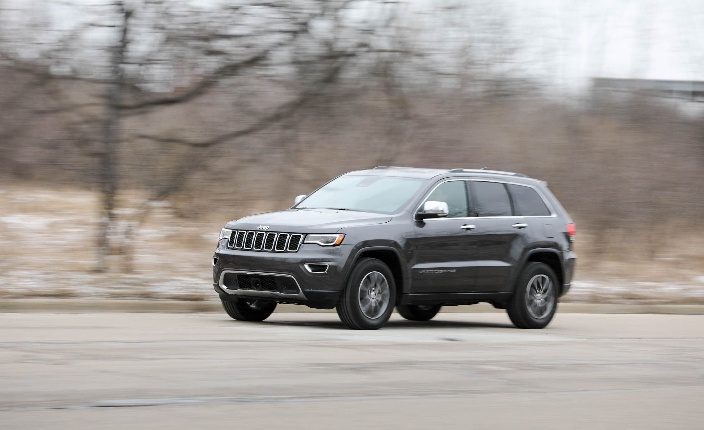 16 The Jeep Grand Cherokee Specs and Review
