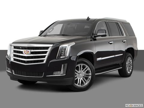 17 A 2019 Cadillac Escalade Luxury Suv Pictures