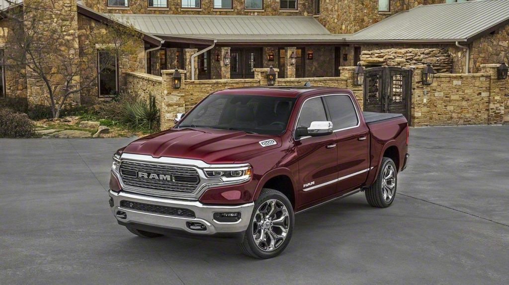 17 A 2019 Ram 1500 Hellcat Diesel Picture