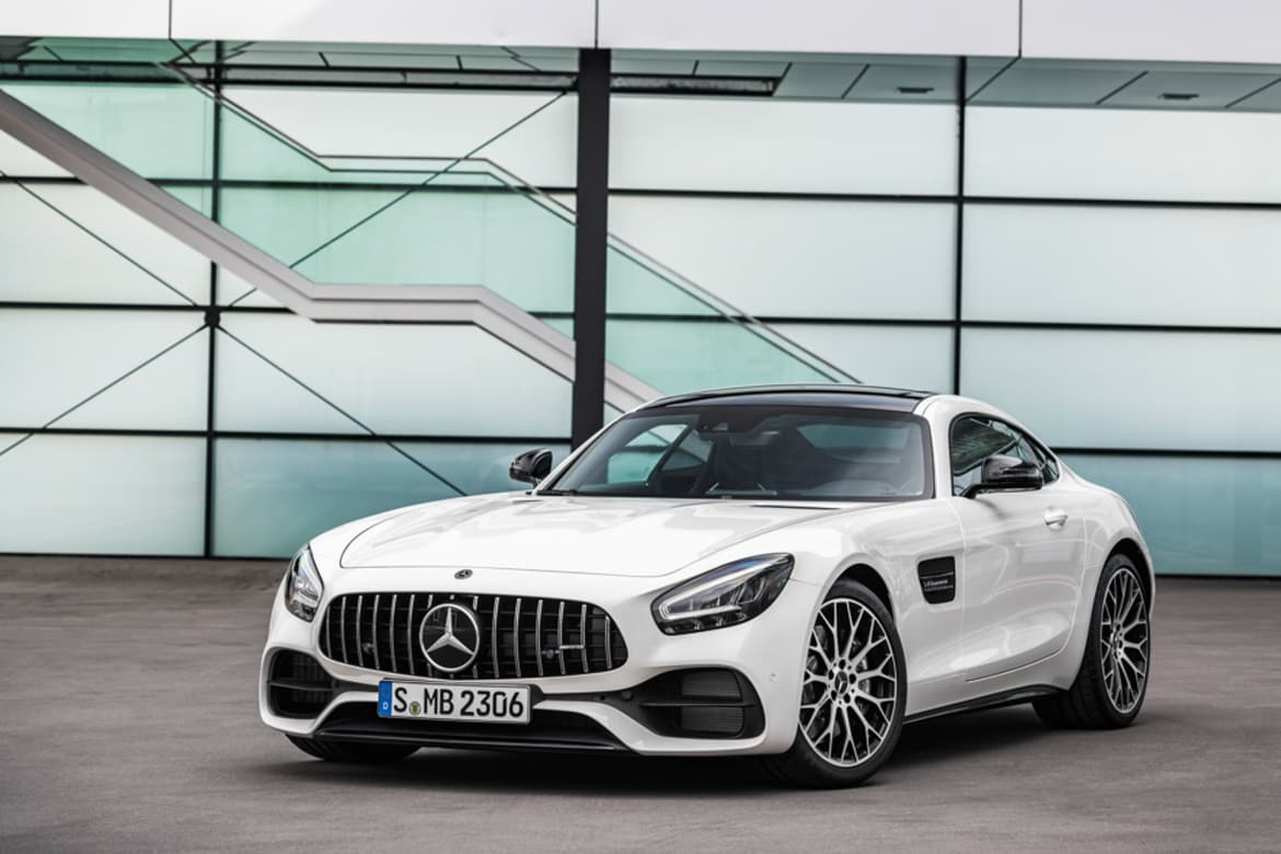 17 A 2020 Mercedes AMG GT Specs and Review