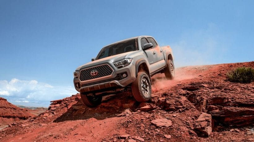 17 A 2020 Toyota Tacoma Diesel Research New