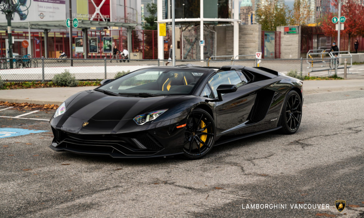 17 All New 2019 Lamborghini Aventador Spesification