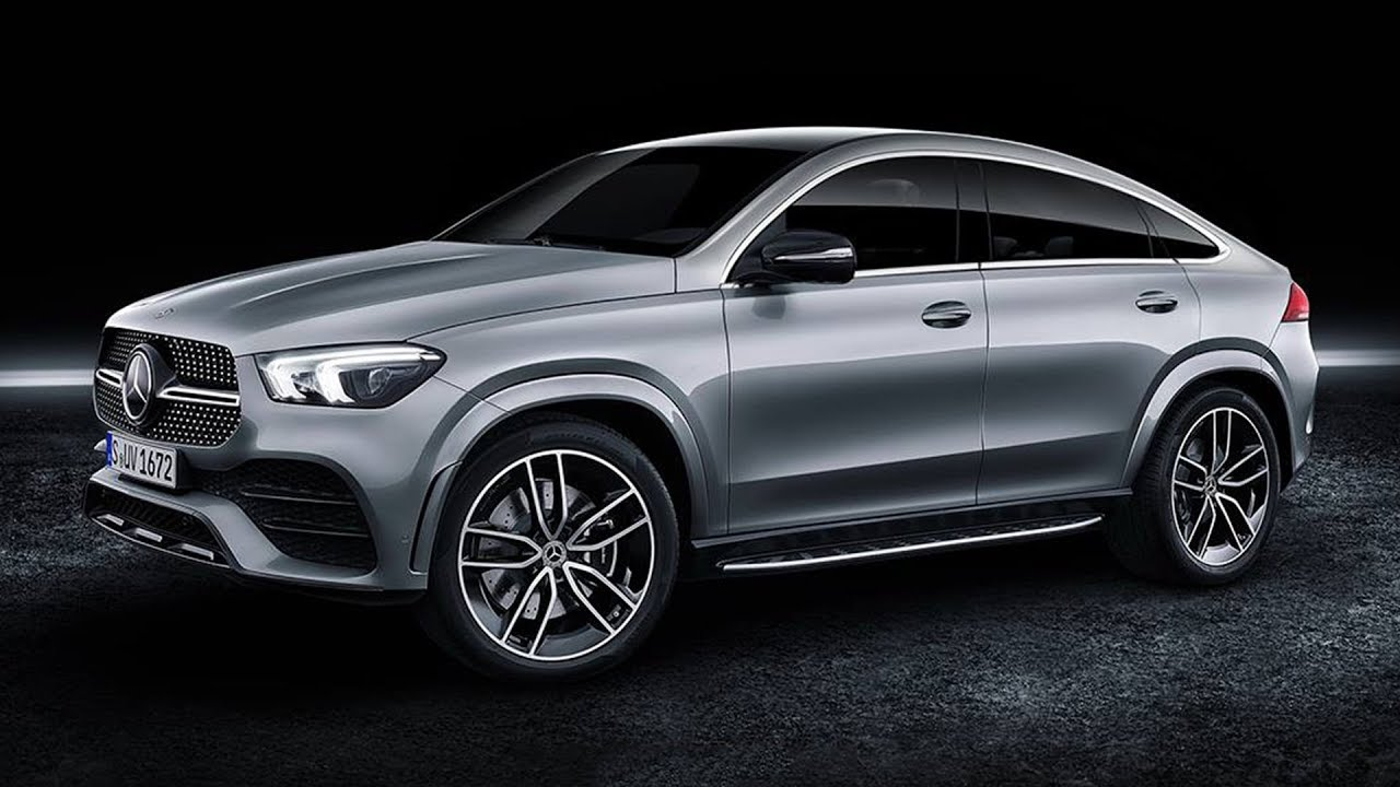 17 All New 2019 Mercedes Gle Coupe First Drive