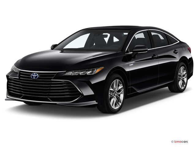 17 All New 2019 Toyota Avalon Hybrid Pictures