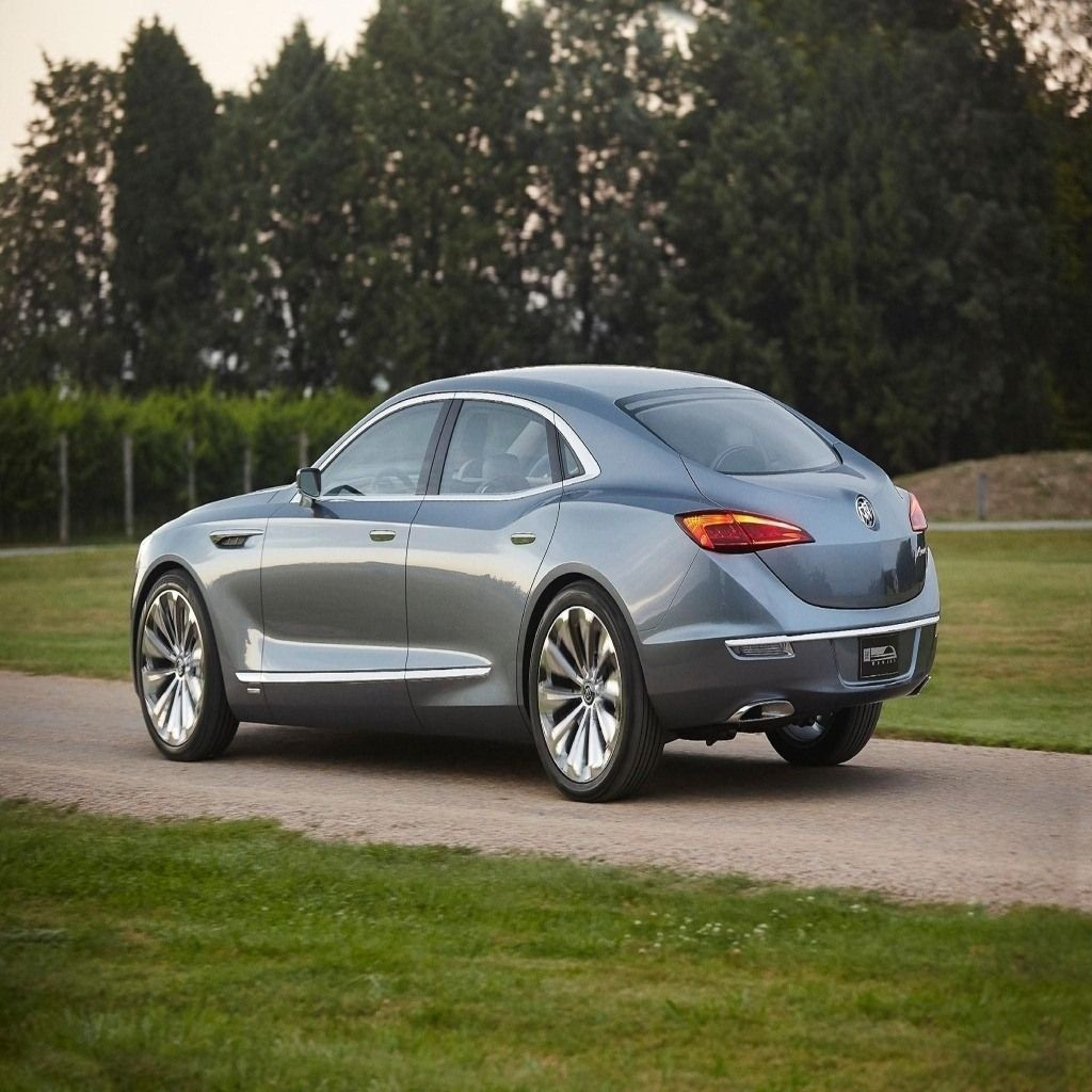 17 All New 2020 Buick Park Avenue First Drive