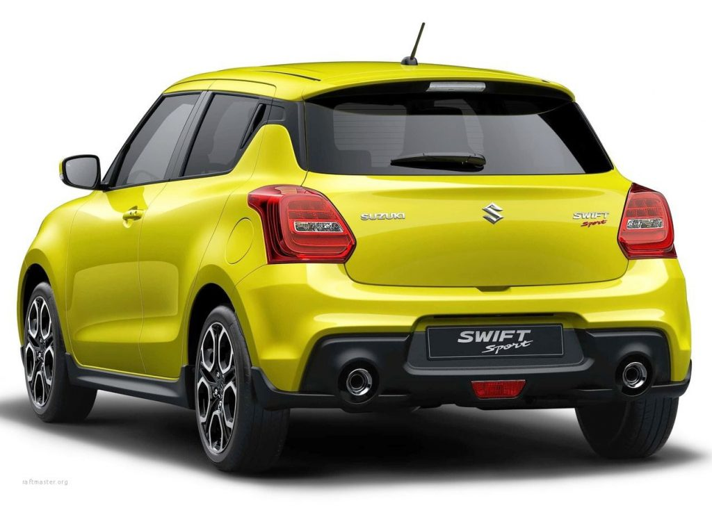 17 All New 2020 New Suzuki Swift Sport Review