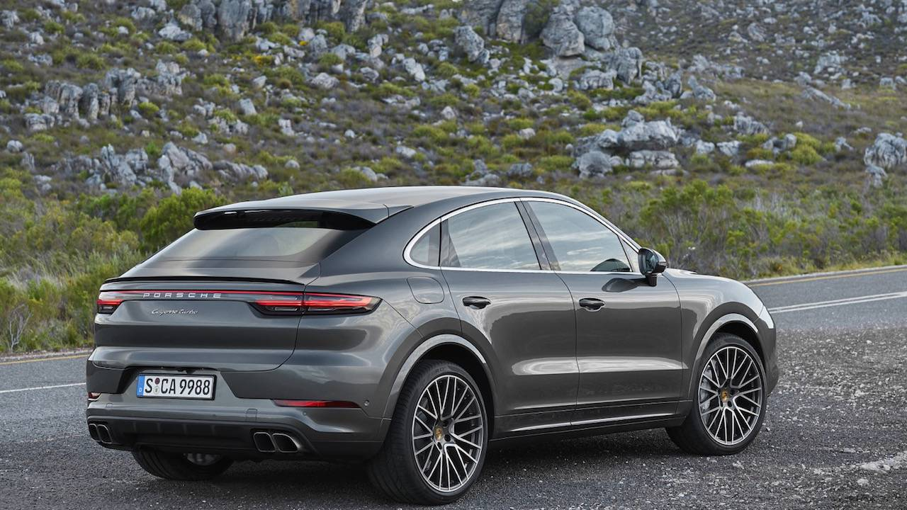 17 All New 2020 Porsche Cayenne Redesign and Concept