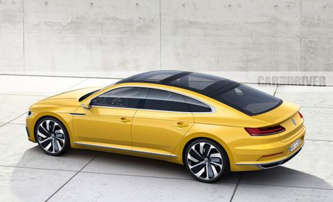 17 All New Next Generation Vw Cc Prices