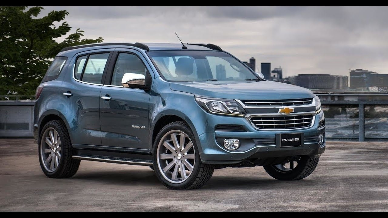 17 Best 2019 Trailblazer Ss Us Release Date and Concept