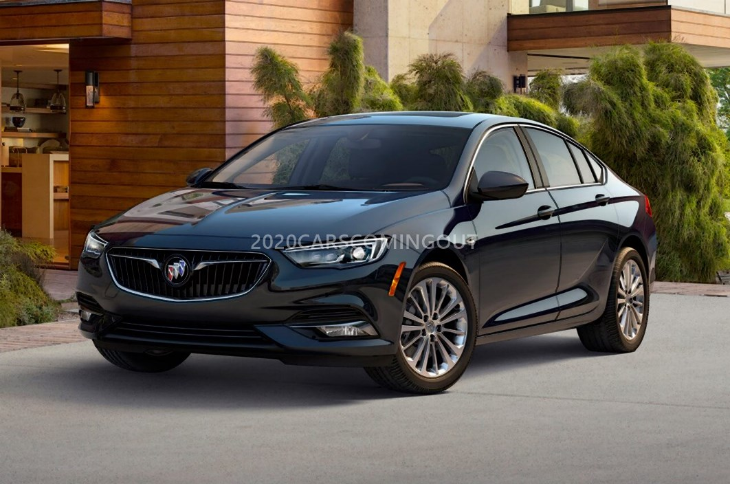 17 Best 2020 Buick Grand National Gnx Spy Shoot