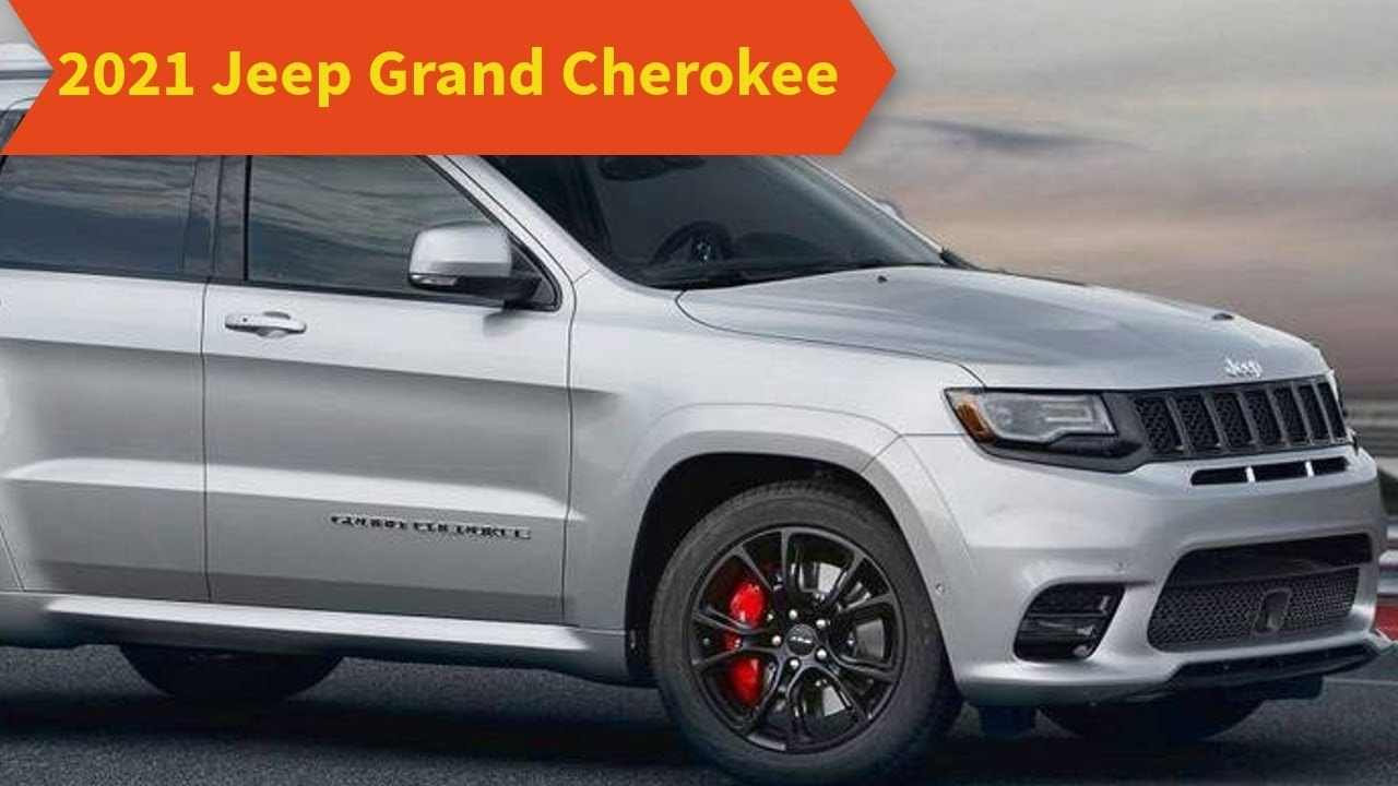 17 Best 2020 Grand Cherokee Srt Exterior and Interior