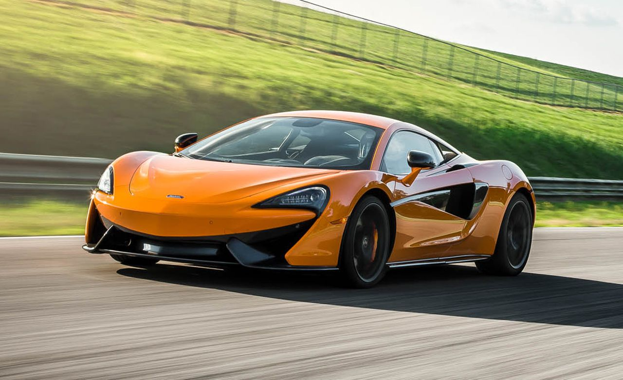 17 Best 2020 McLaren 570S Coupe Rumors