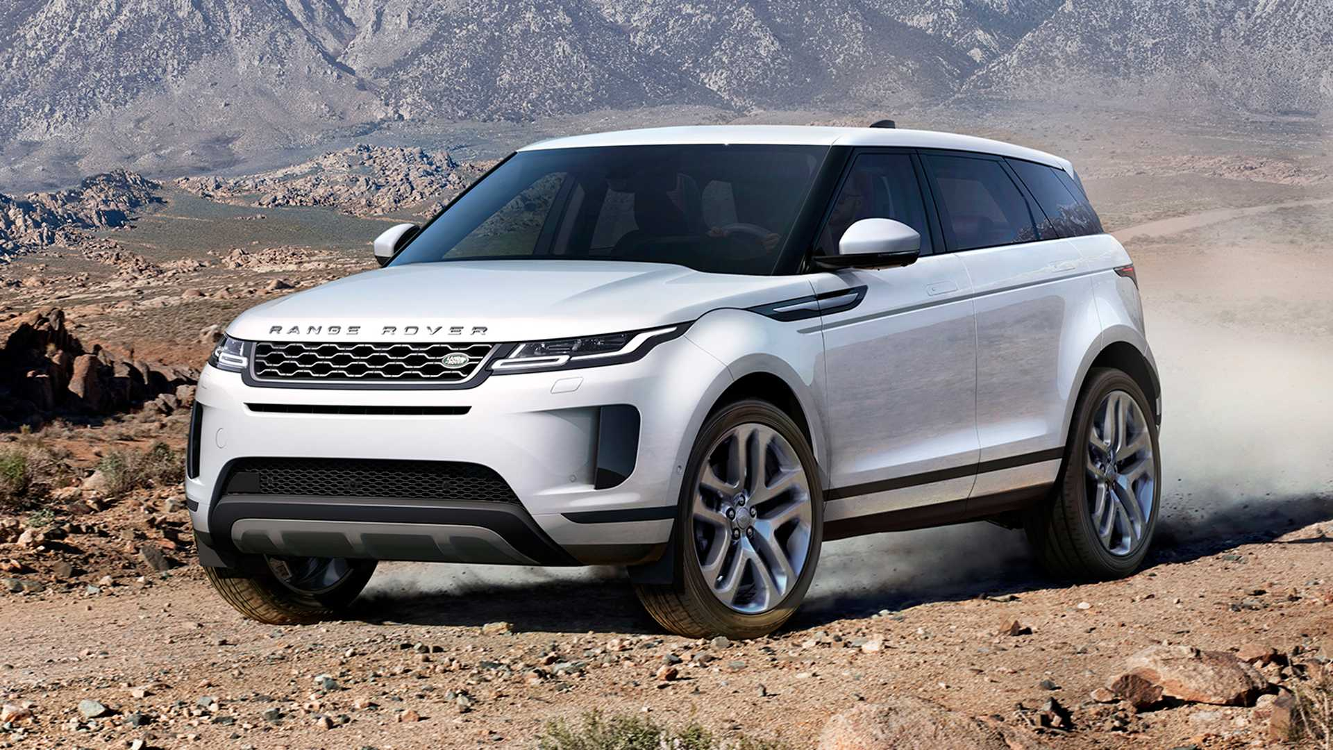 17 Best 2020 Range Rover Evoque Spy Shoot